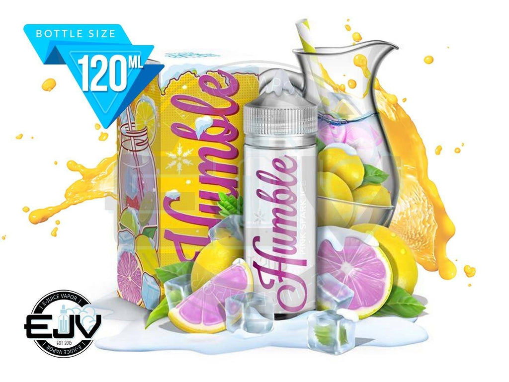 Ice Pink Spark by Humble Ice Juice 120ml