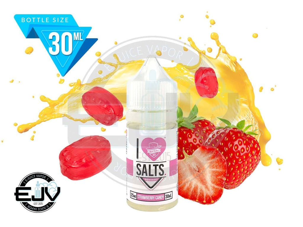 Strawberry Candy by I Love Salts 30ml