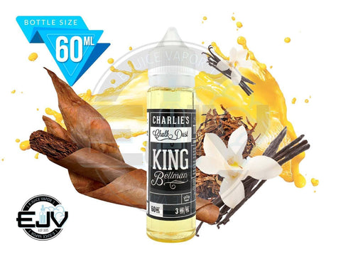 King Bellman by Charlie's Chalk Dust 60ml