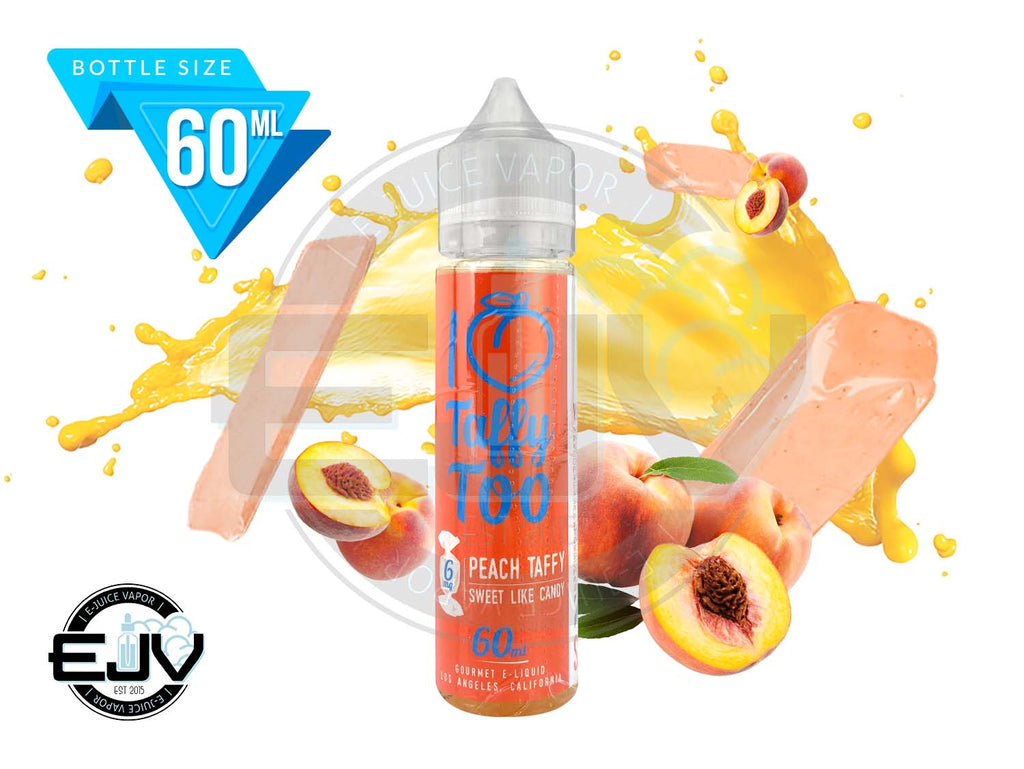I Love Taffy Too by Mad Hatter EJuice 60ml