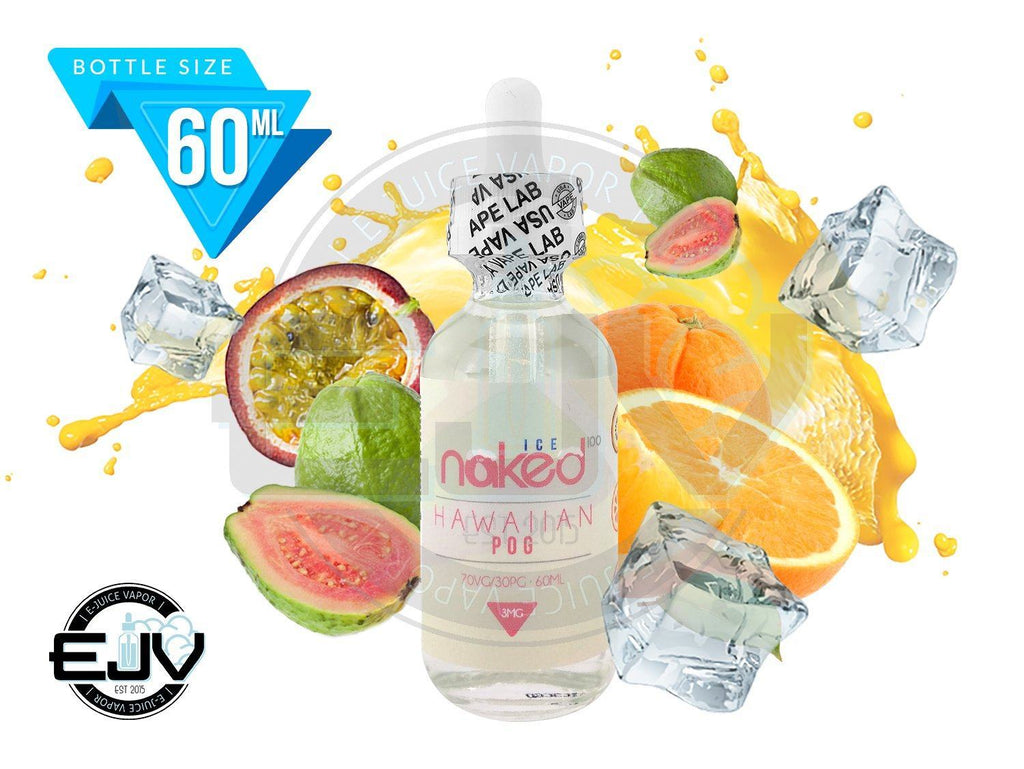 Hawaiian Pog by Naked 100 Ice 60ml