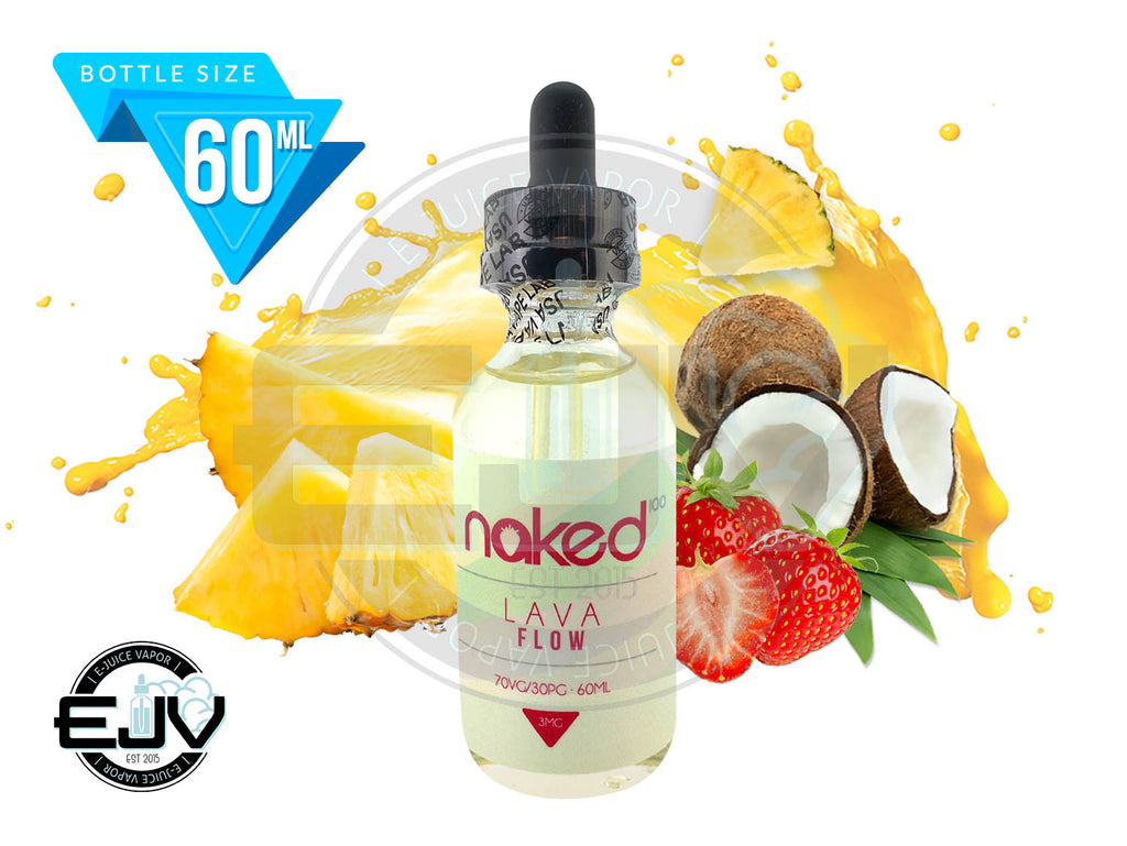 Lava Flow By Naked 100 EJuice 60ml