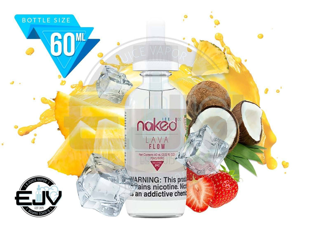 Lava Flow Ice by Naked 100 Ice E-Liquid 60ml