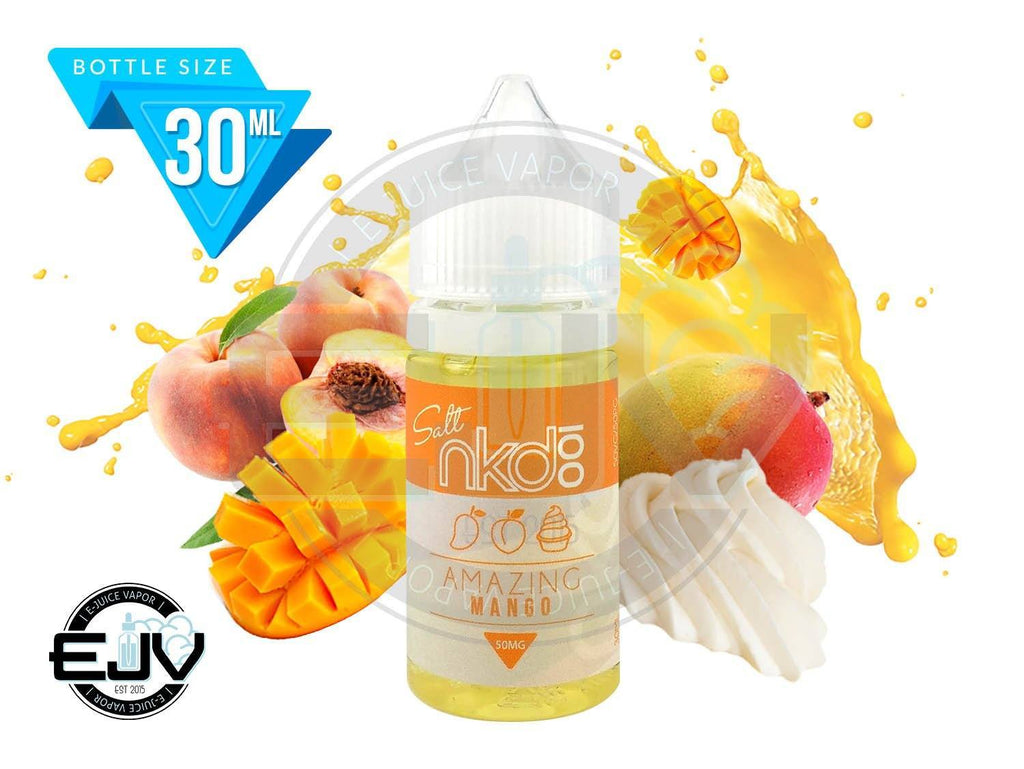 Amazing Mango by Naked 100 Salt 30ml