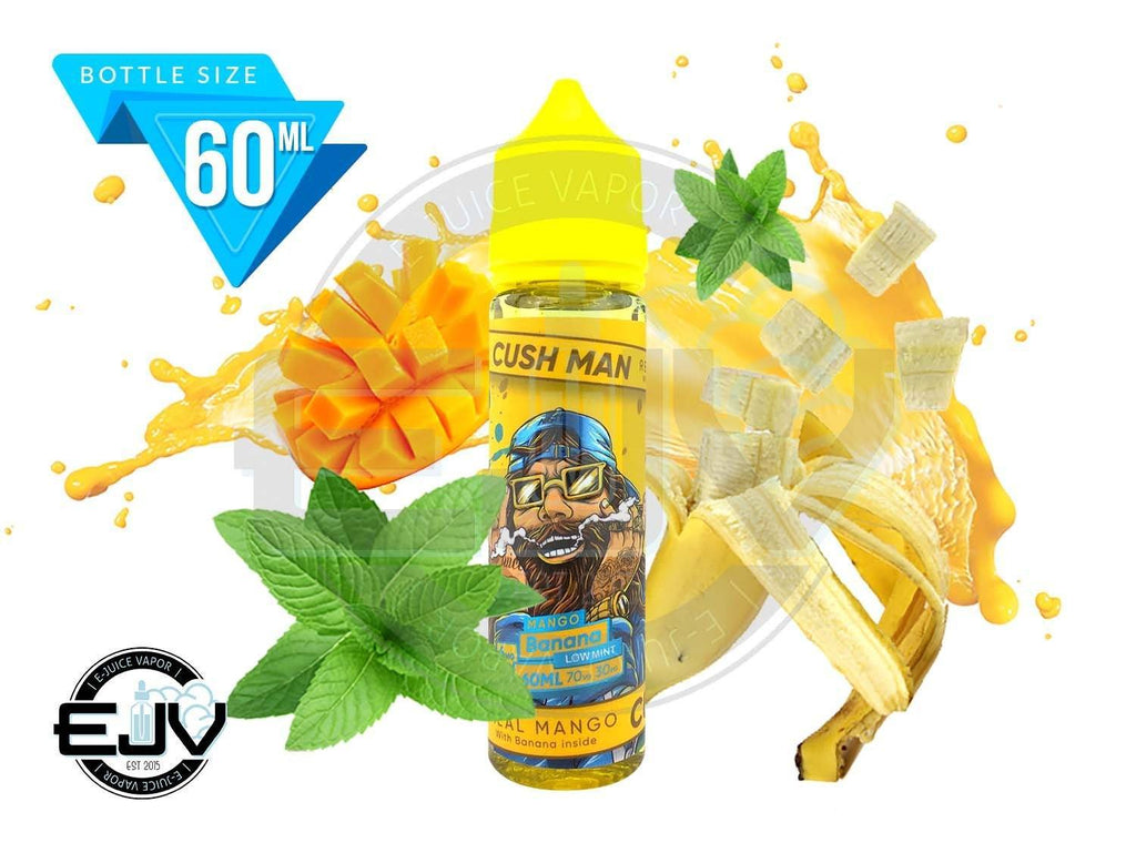 Mango Banana Low Mint by Nasty Juice 60ml