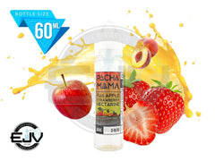 Apple Strawberry Nectarine by Pachamama E-Liquid 60ml