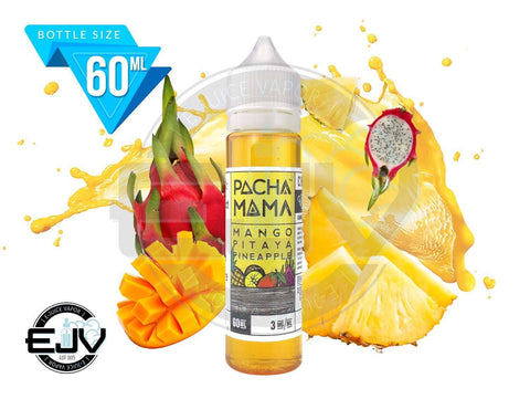 Mango Pitaya Pineapple by Pachamama EJuice 60ml