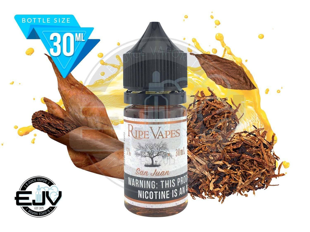 San Juan by Ripe Vapes Salt 30ml
