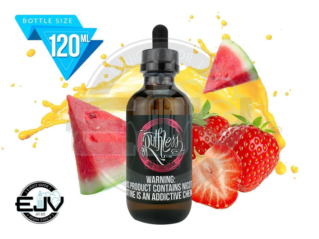 Ez Duz It by Ruthless EJuice 120ml