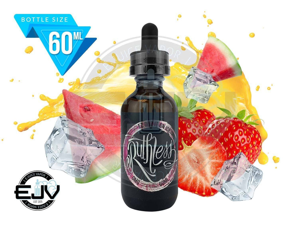 Ez Duz It On Ice By Ruthless EJuice 60ml