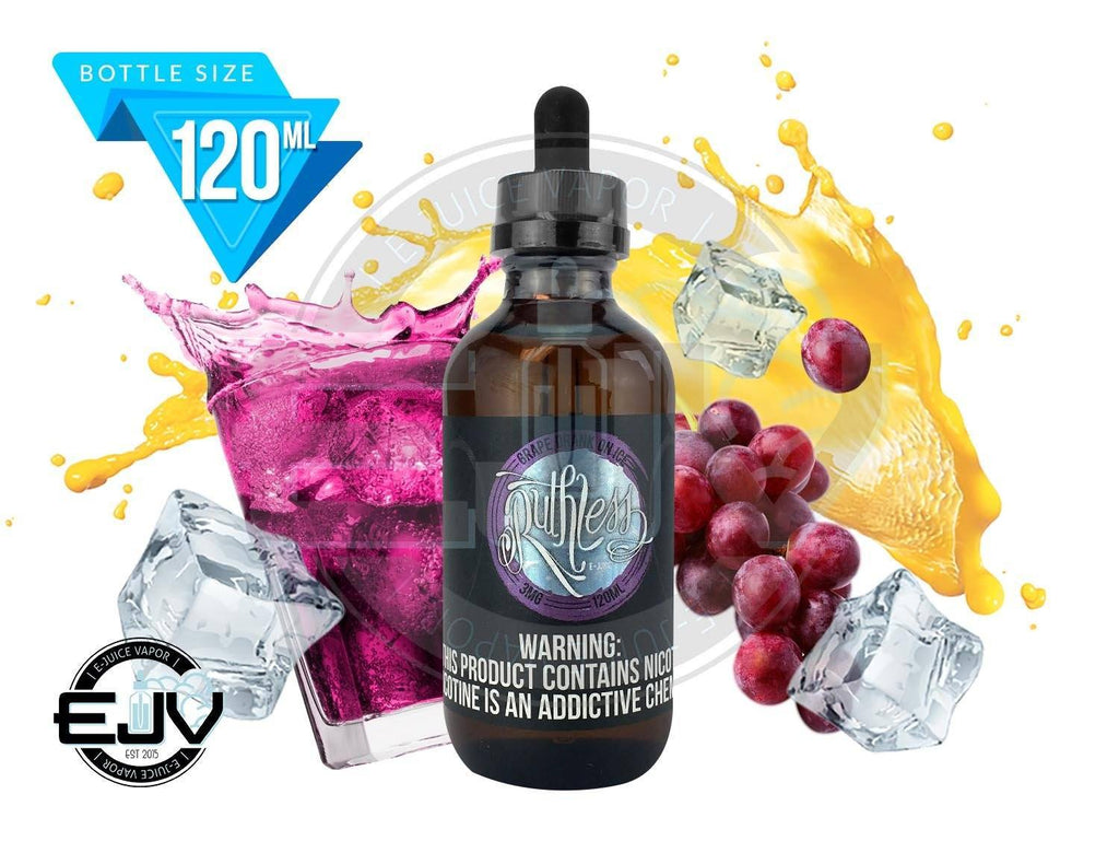 Grape Drank On Ice by Ruthless EJuice 120ml