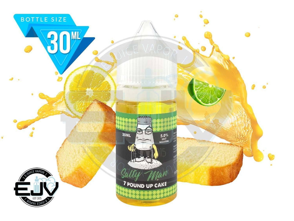 7 Pound Up Cake by Salty Man 30ml