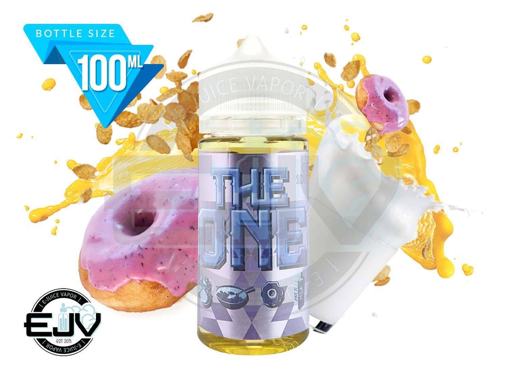 Blueberry by The One E-Liquid 100ml