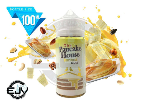 Banana Nuts by GOST The Pancake House 100ml