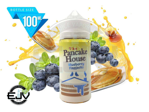 Blueberry Flapjacks by GOST The Pancake House 100ml