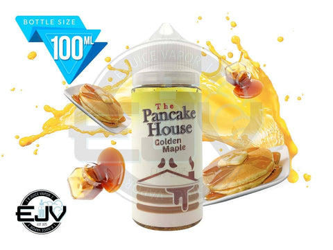 Golden Maple by GOST The Pancake House 100ml