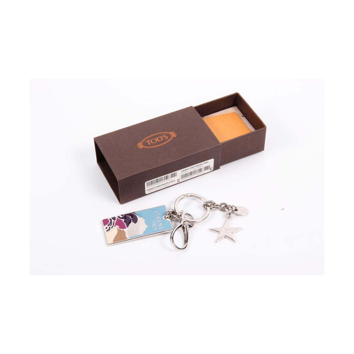 Tod s womens keychain WDT3G0100CPLC604 – Envy   Encore 9ae8cec70