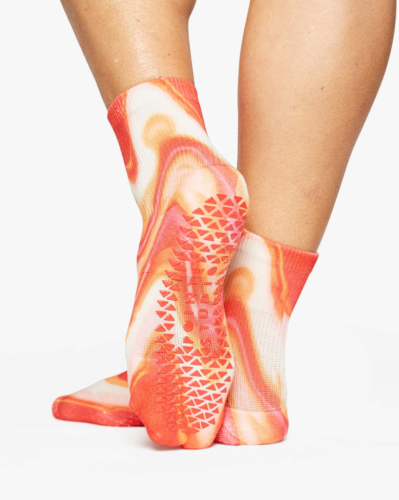 Melt Ankle Grip Sock
