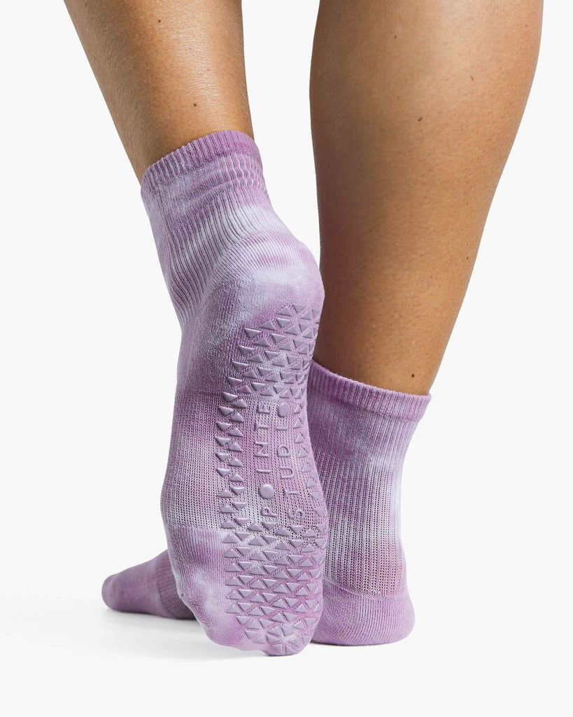 Dominique Ankle Grip Sock
