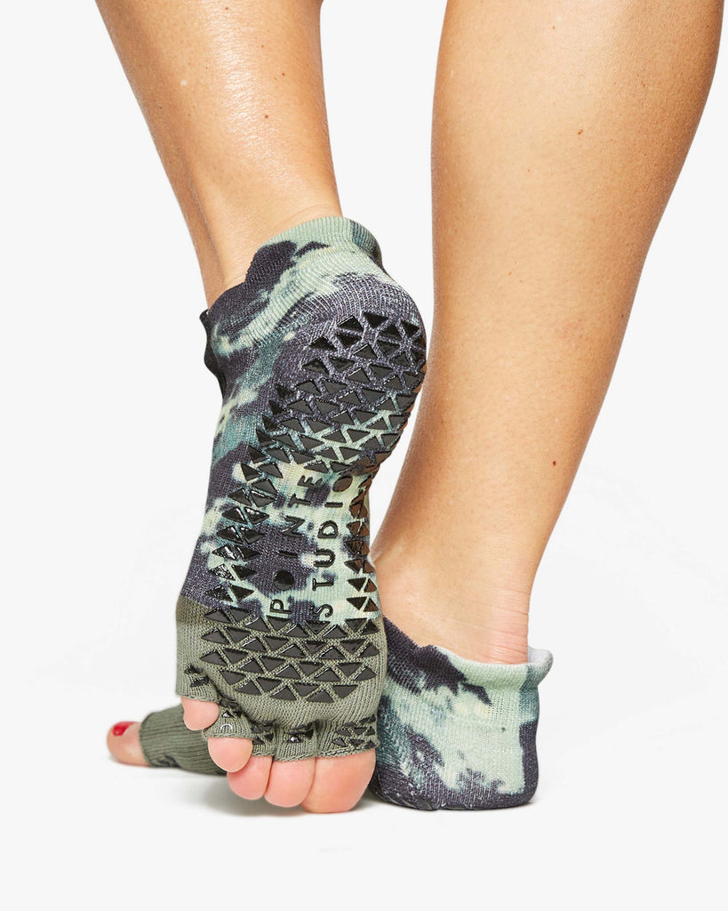 Combat Toeless Grip Sock