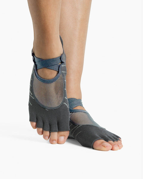 Dunes Toeless Grip Sock