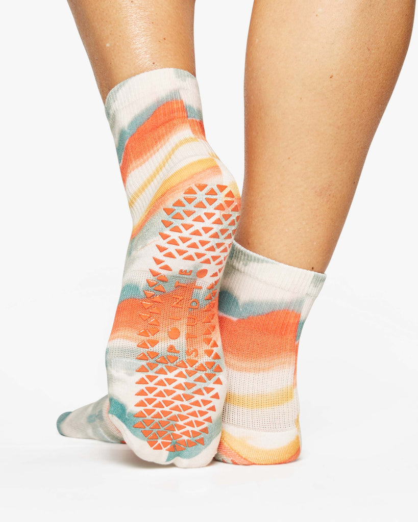 Slab Ankle Grip Sock
