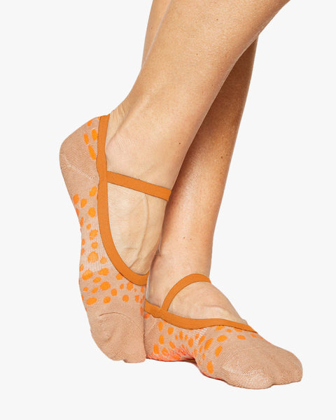 Dots Dance Grip Sock