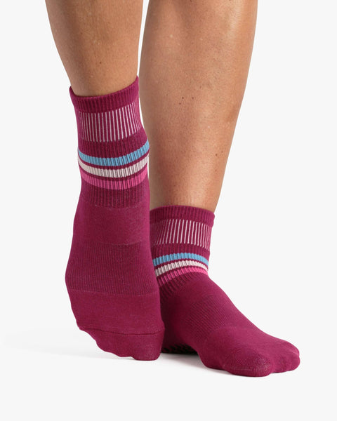 Phoebe Ankle Grip Sock
