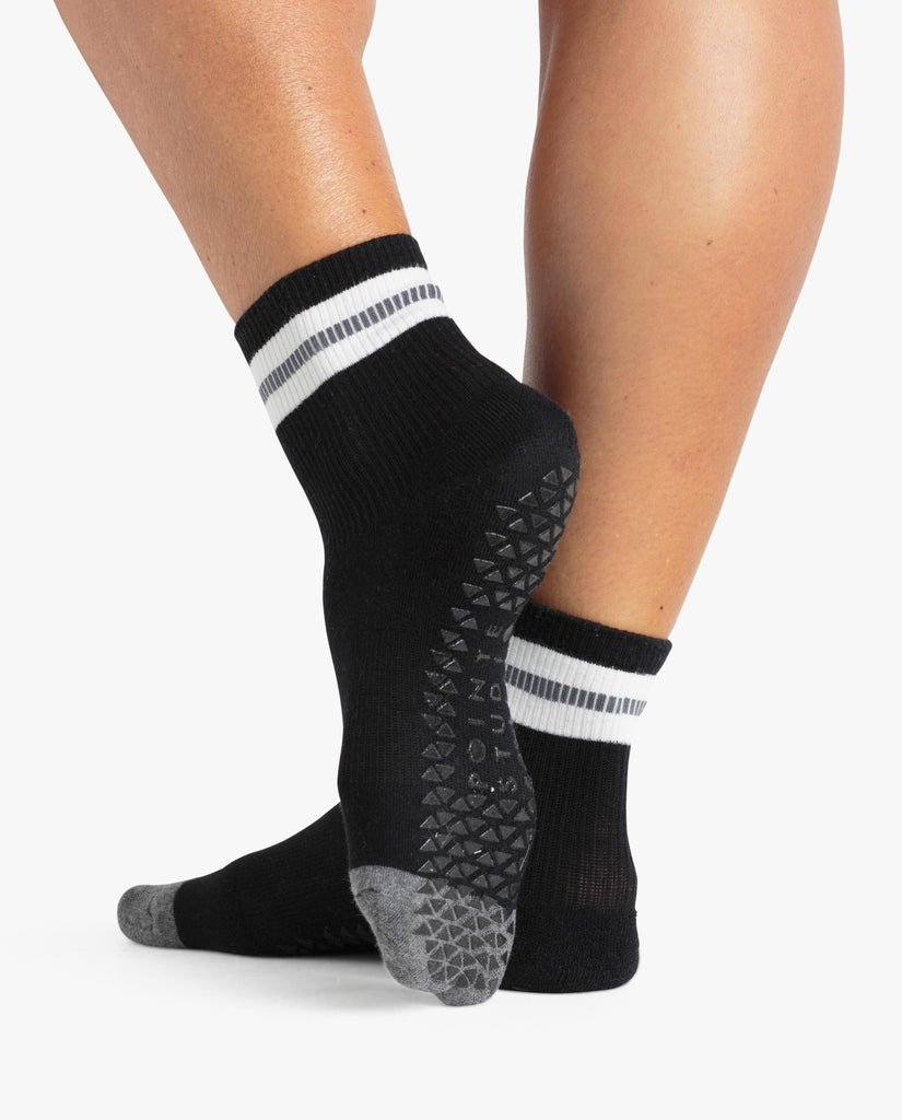 Sara Ankle Grip Sock