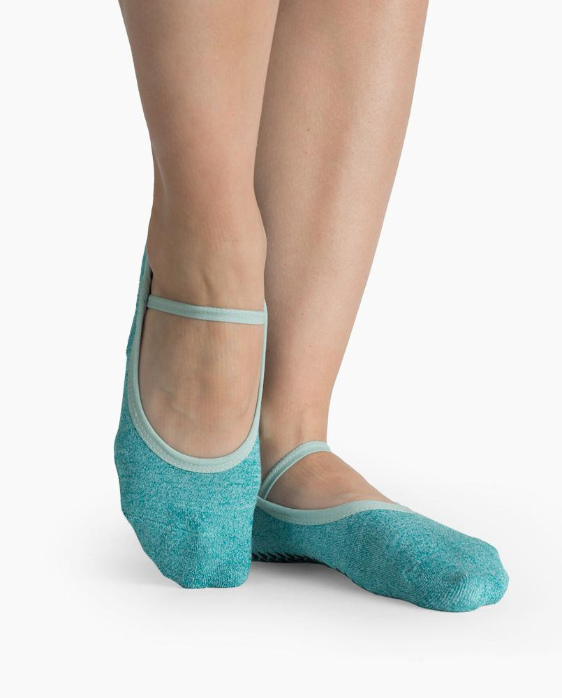 Rosa Dance Grip Sock