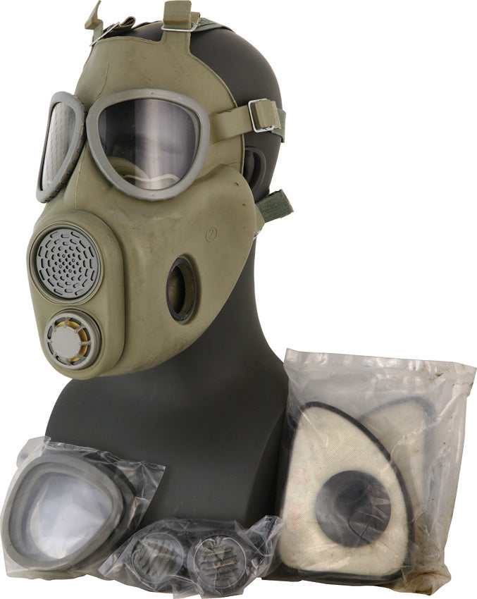 Czech M10 Gas Mask NBC Filter Emergency Survival