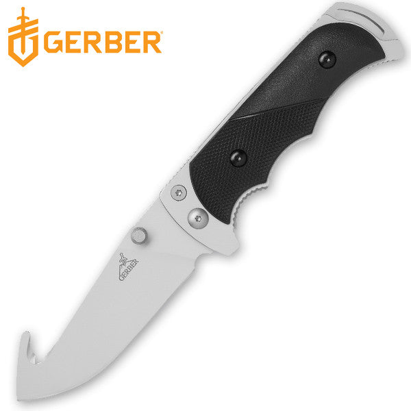 Gerber 31-000592 Freeman Guide Folding Sheath Knife, , Panther Trading Company- Panther Wholesale