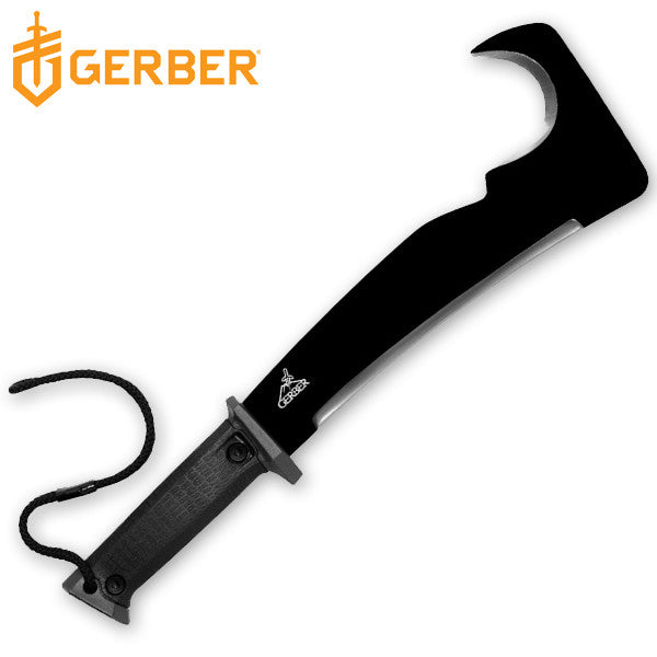 Gerber 31-000705 Gator Machete Pro, Nylon Sheath