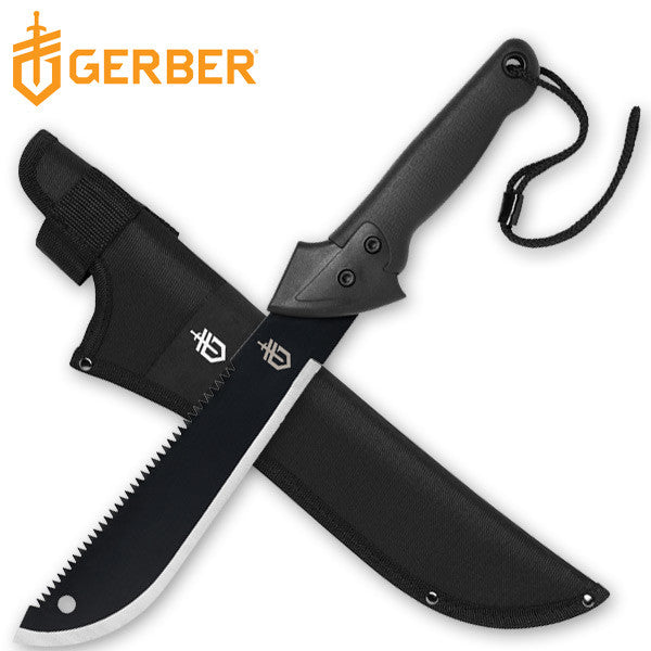 Gerber 31-000759 Gator Machete Junior, , Panther Trading Company- Panther Wholesale