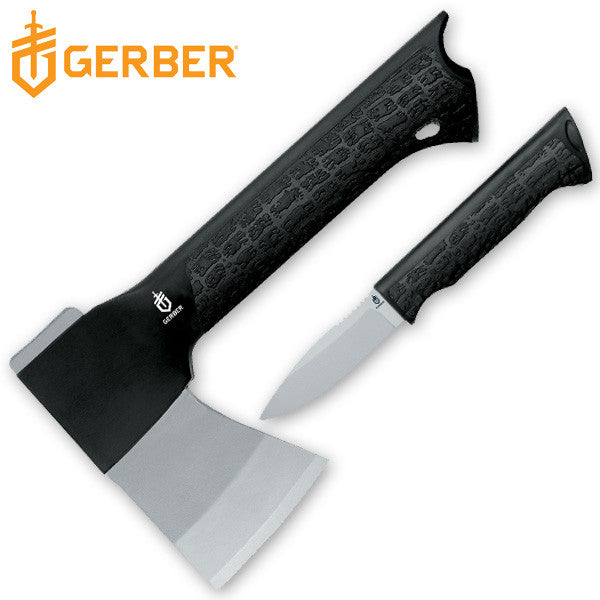 Gerber 31-001054 Gator Combo Axe, , Panther Trading Company- Panther Wholesale