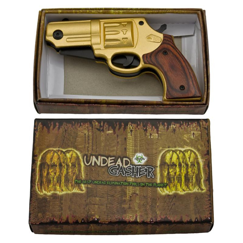 Tiger-USA Revolver Knife, , Panther Trading Company- Panther Wholesale