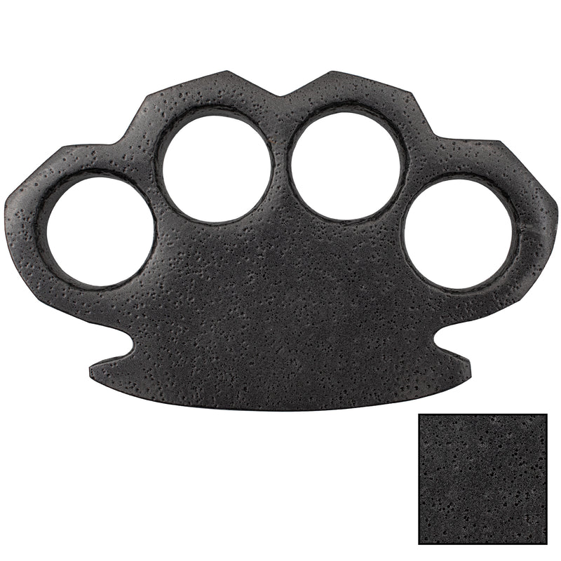 Lightweight Steampunk Gray Aluminum Knuckles