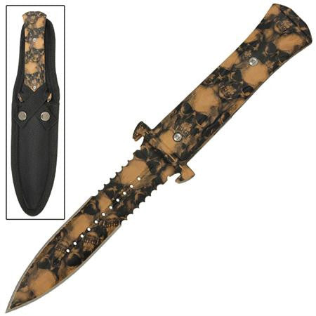 Death Apocalyptic Undead Hunter Dagger, , Panther Trading Company- Panther Wholesale