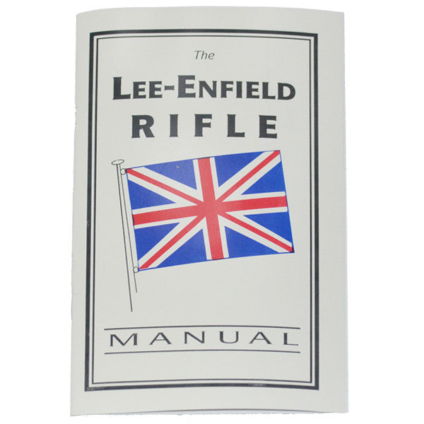 The Lee-Enfield Rifle Manual, , Panther Trading Company- Panther Wholesale