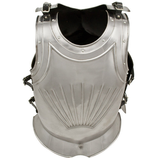 European Gothic Breastplate and Back Plate
