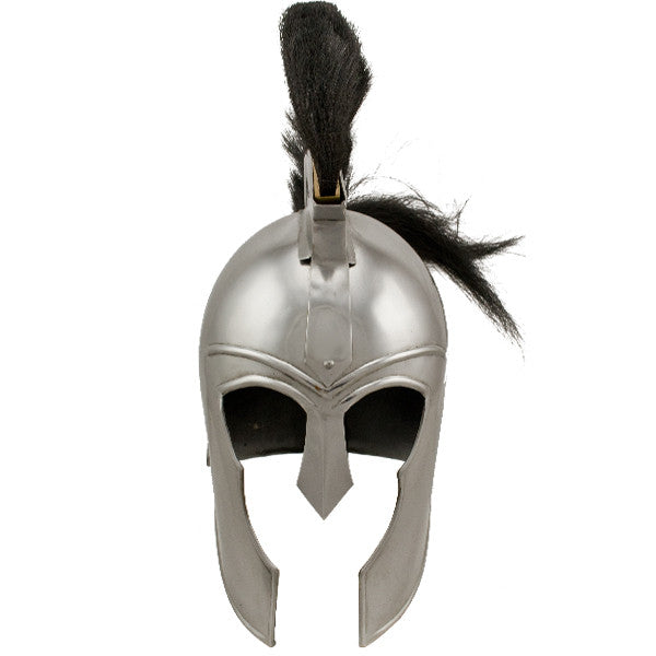 Roman General Helmet with Plume, , Panther Trading Company- Panther Wholesale