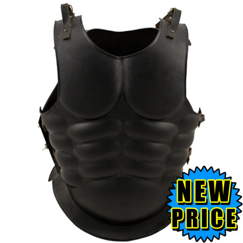 Black Steel Armor, , Panther Trading Company- Panther Wholesale