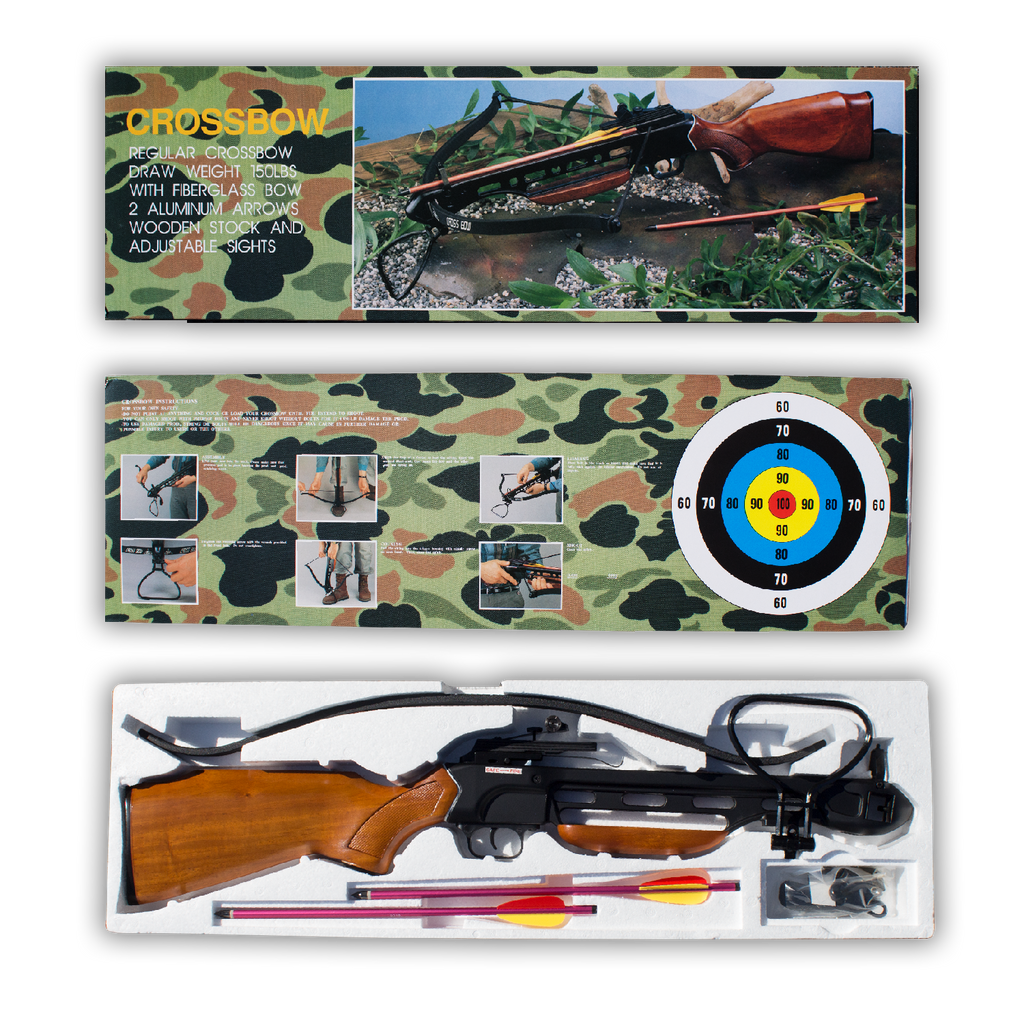 150 LB Crossbow Made in Taiwan, , Panther Trading Company- Panther Wholesale