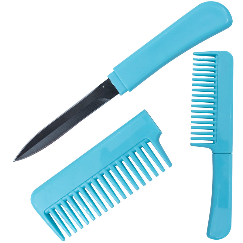 Comb Knife Teal