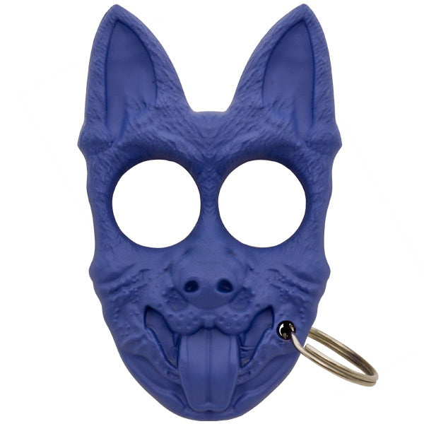 Public Safety K-9 Personal Protection Keychain - Dark Blue