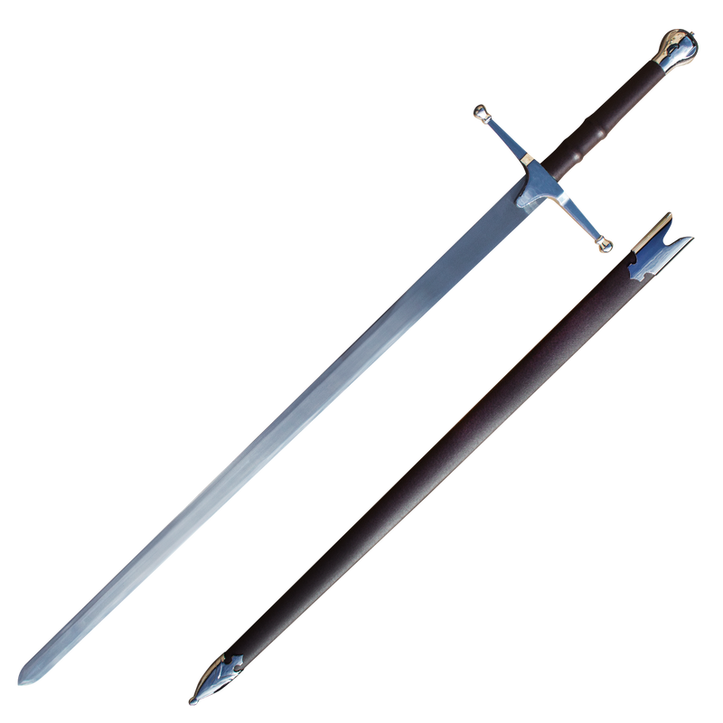 William Wallace Sword - Silver