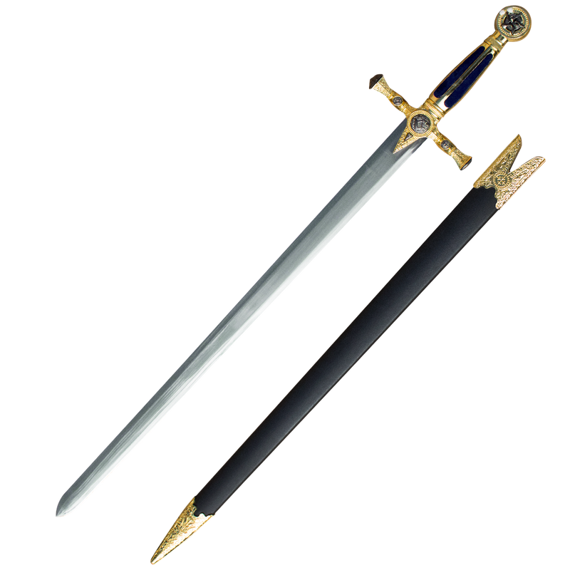 33 inch Fraternal Masonic Sword, , Panther Wholesale- Panther Wholesale