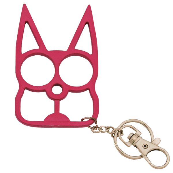 Cat Public Safety Keychain Pink Panther Wholesale