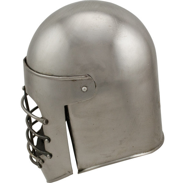 Medieval Bascinet Tournament Helmet, , Panther Trading Company- Panther Wholesale