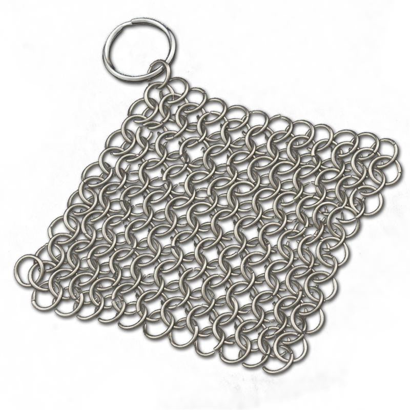 Chain Mail Grease and Grime Scrubber, , Panther Trading Company- Panther Wholesale